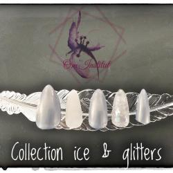Collection ice & glitters