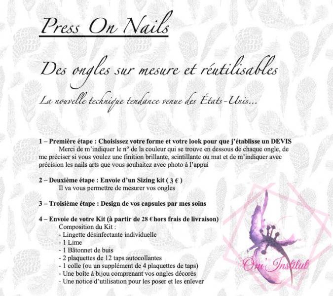 Press on nails 3